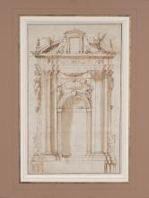 Ecole ROMAINE vers 1630