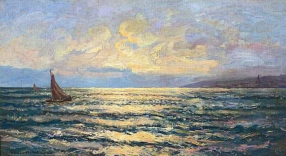 Russian Art:  Wartan MAHOKIAN (1869-1937) -