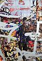 Life Beautiful - 90x130cm impression numérique sur