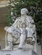 Inauguration des statues de Jean-Etienne-Marie PORTALIS et SIMEON devant le Palais de Justice d'Aix, 8 novembre 1847 Réunion de six documents manuscrits et un fascicule imprimé.