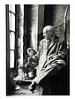 Photograph by Denise Colomb, Picasso with owls, Denise Colomb, Click for value