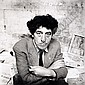 Photograph by Denise Colomb, Giacometti Portrait., Denise Colomb, Click for value