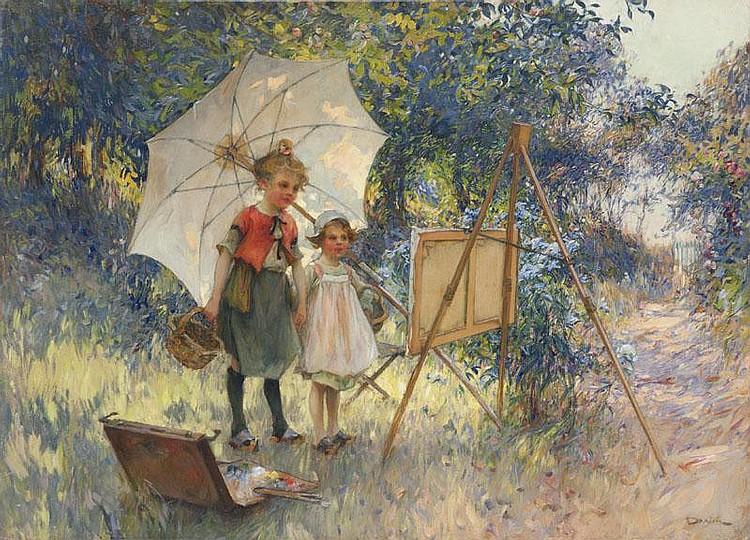 Henri Gaston DARIEN (1864-1926)