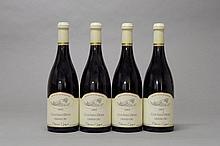 4 bouteilles CLOS SAINT DENIS (Grand Cru) 2002 Olivier Guyot