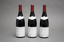 3 bouteilles CHARMES CHAMBERTIN (Grand Cru) 2003 Dugat-Py