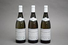 3 bouteilles CORTON CHARLEMAGNE (Grand Cru) 2002 Bruno Clair