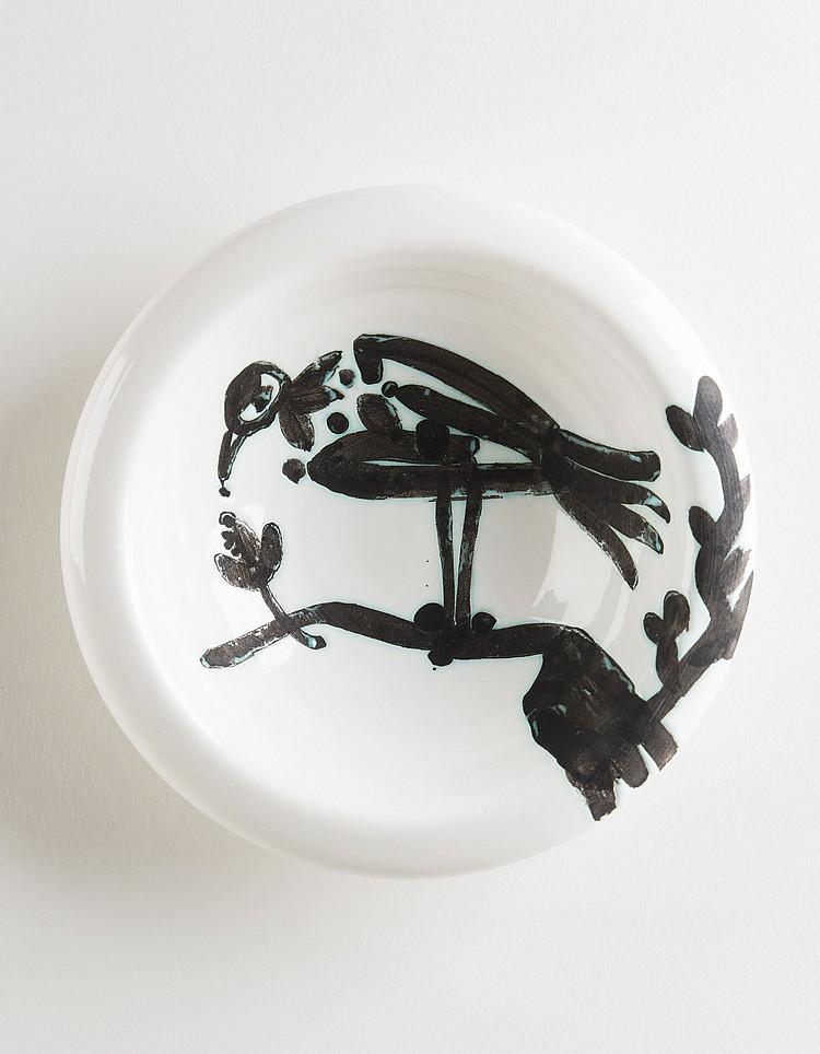 PABLO PICASSO (1881-1973)  Oiseau sur la branche (A.R. 175)
