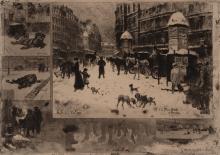 FÉLIX BUHOT (1847-1898)
