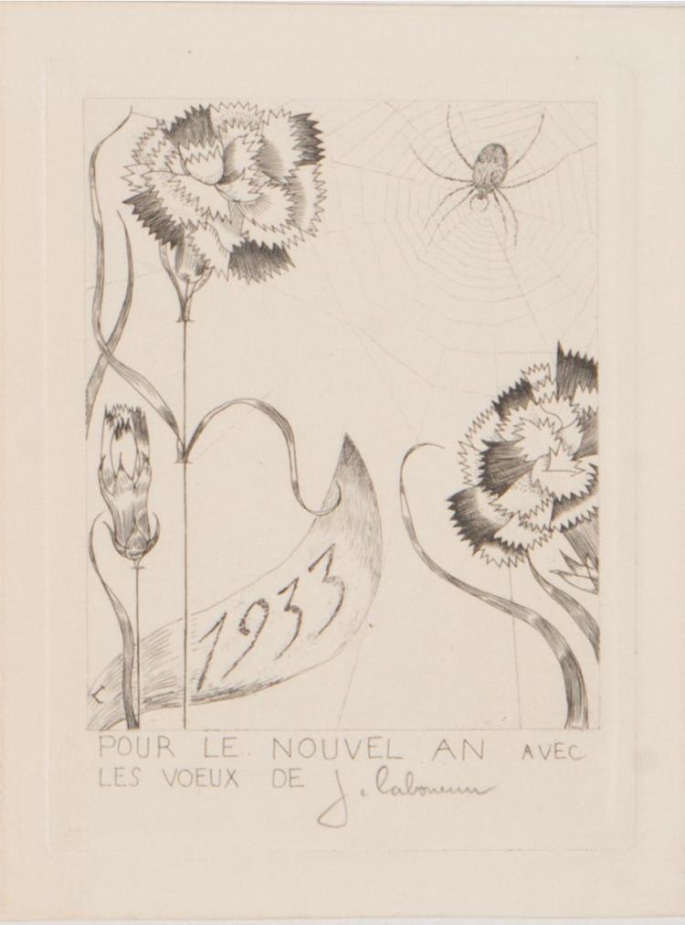 JEAN-ÉMILE LABOUREUR (1877-1943)