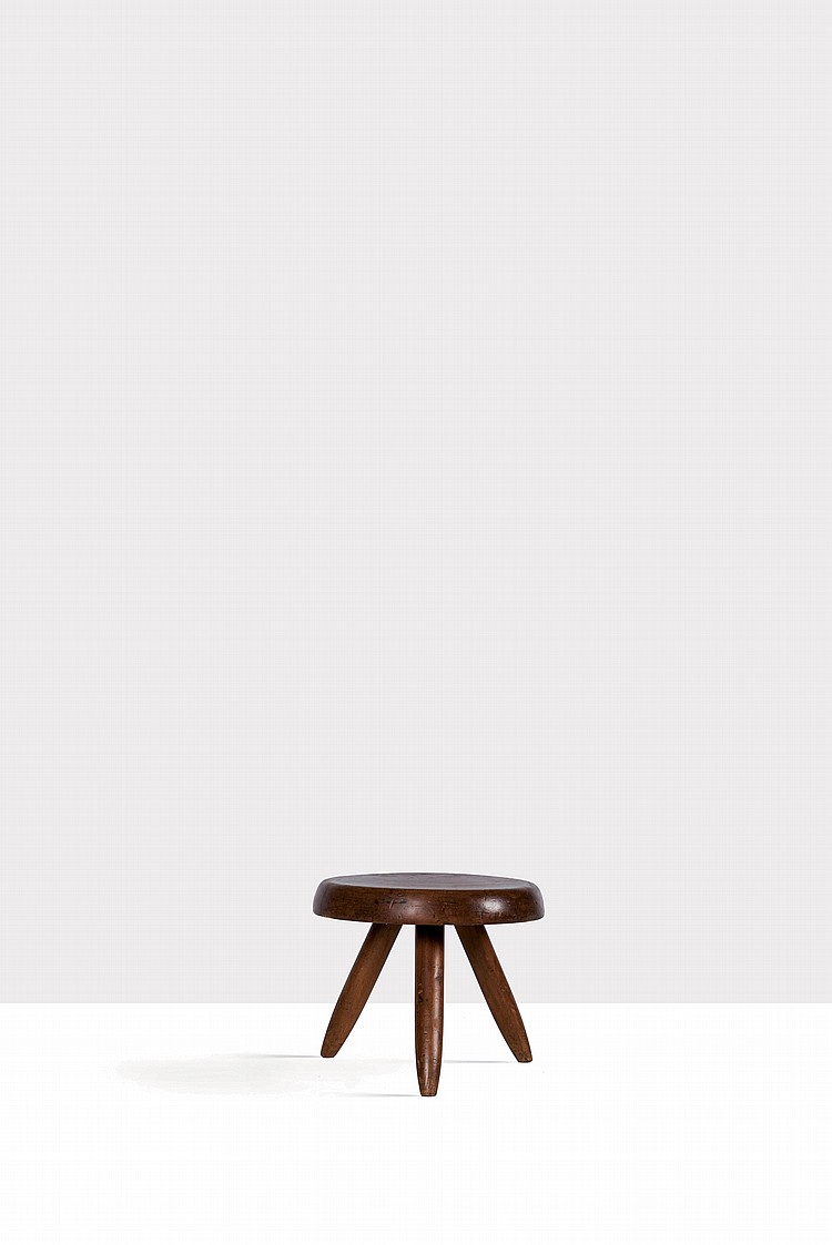 Charlotte perriand 1901 1999 tabouret - Tabouret charlotte perriand ...