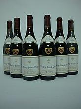6 bouteilles MOREY SAINT DENIS 1999 Maison Patriarche