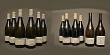 6 bouteilles SANTENAY CLOS DES CHAMPS CARAFE Blanc 2010 Domaine Olivier - 3 bouteilles SANTENAY LES TEMPS DE CERISES Rouge 2010 Domaine Olivier - 1 bouteille BOURGOGNE PINOT NOIR 2010 Domaine Olivier - 1 bouteille BOURGOGNE LES 2 DINDES Blanc 2010