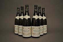 6 bouteilles CHABLIS FOURCHAUME (1er Cru) 2011 Séguinot & Filles