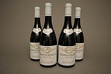 4 bouteilles GRANDS ECHEZEAUX (Grand Cru) 2010 Mongeard-Mugneret