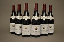 6 bouteilles NUITS ST GEORGES  2010 Pierre Lamothe Nég.