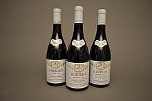 3 bouteilles ECHEZEAUX (Grand Cru) 2010 Mongeard-Mugneret