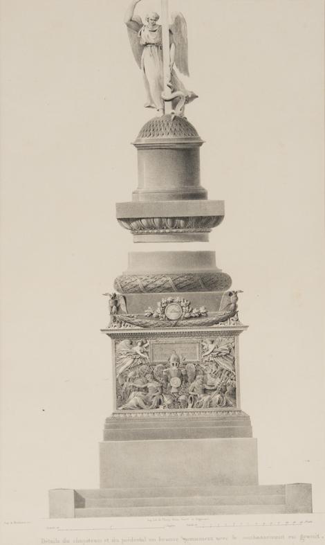 Louis-Jules Arnout (1814-1868), d'après Auguste Ricard de Montferrand (1786- 1858)