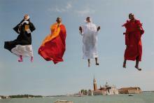 LI Wei (1970)  Flying Over Venice, 2013