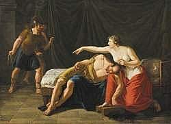 Jacques François AMAND (Goult 1730-Paris 1769) -