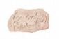 RARE BAS-RELIEF Sculpté d'une scène de chasse et de combat d'animaux : bélier, buffles, chien. Ce bas-relief, provenant peut-être de Nubie, reprend des thèmes de l'iconographie orientale. Grès. Art égypto-mésopotamien. Ier mill. av. J.-C. L. : 35 cm.