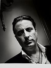 Thomas VOLLAIRE   Andy Garcia.   50 x 40 cm.