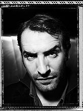 Thomas VOLLAIRE   Jean Dujardin.   50 x 40 cm.