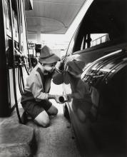 PAUL MCCARTHY (USA/1945) Autoportrait en Pinocchio, 1994