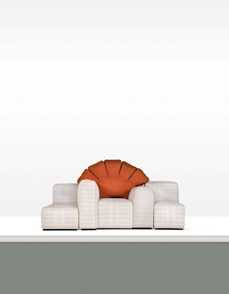 gaetano pesce 1939 canape 356 dit tramonto a new york mous. Black Bedroom Furniture Sets. Home Design Ideas