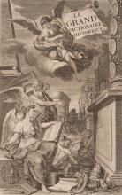 ( HISTOIRE ) MORERI (Louis) et Alii. - Le grand Dictionnaire Historique ou melange