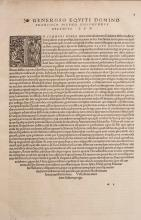 ( TITE-LIVE â?? Histoire Romaine ). â?? T. Livii Patavini Latinae historiae principis decades Tres ; cum dimidia longe tamen quam nuper emaculationes quod