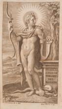 ( ART ) ( BOTTARI (Giovanni Gaetano) ). - Dialoghi sopra le tre arti del disegno. Corretti ed accresciuti Naples, Presso i Simoni Benedini, 1772 ( mal chiffre