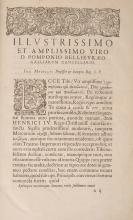 ( DION DE CHRYSOSTOME â?? 80 discours. ). â?? Dionis Chrysostomi orationes LXXX. Cum vetustis codd. Mss. Reg. Bibliothecae, fedulo collatae eorumque