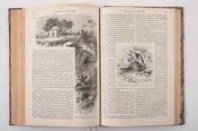 ( LITTERATURE ) ( GALLAND (Antoine trad.) ). - Les Mille et Une Nuits. Contes arabes traduits en francais par Galland Paris, Librairie de L. Hachette et
