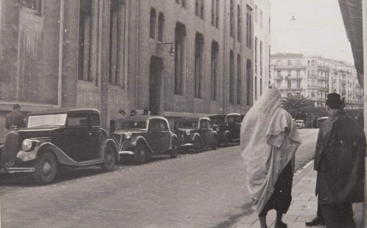 Philippeville, Constantine, Sfax, Oran, Tunis et Port-Vendres   Nombreux tirages argentiques d'époque.
