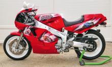 Yamaha 1000 FZR EXUP dédicacée 1989