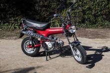 Honda  DAX 1972