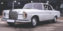 Mercedes  250 SE Coupé 1965