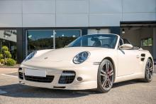 Porsche  997 Turbo Cabriolet 50th Edition 2015