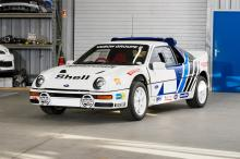 Ford RS 200 Gr. B 1986