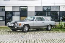 Mercedes 450 SLC 5.0 1979