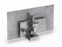 Marino DI TEANA (né en 1920) - Sculpture en métal.
