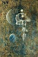 Henri MACCHERONI (né en 1932) - Sans titre.