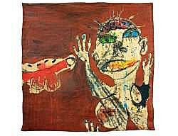 Sabhan Adam (1972) - Sans titre, 1997.