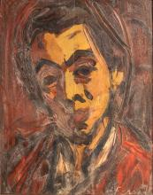 Antoine FERRARI (1910-1995) Portrait