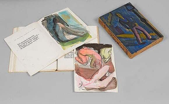 Pierre AMBROGIANI (1907-1985). - TOURSKY, Ma