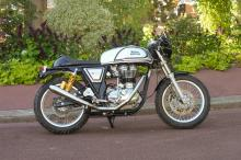 Royal-Enfield - Continental GT Hommage Norton Manx - Année : - 2016 -