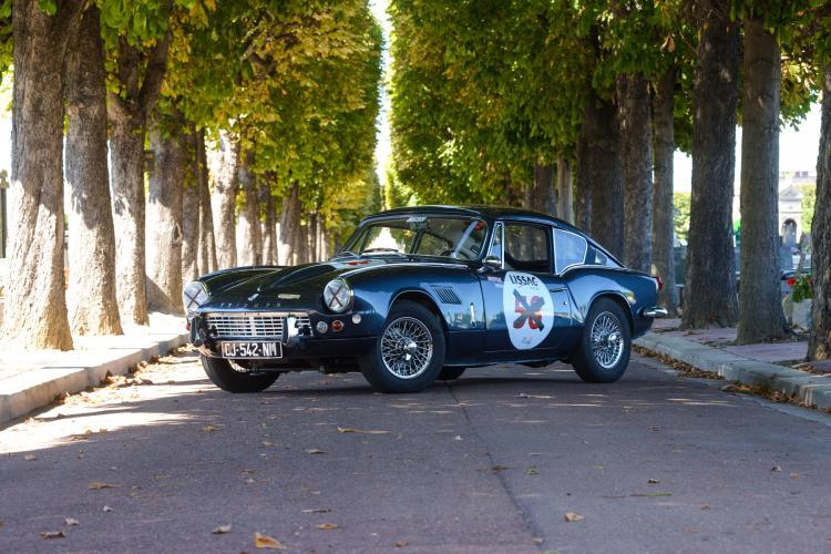 Triumph - GT6 MK2 - Année : - 1969 -