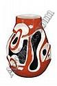 Roland BRICE - Vase en céramique vernissé., Roland Brice, Click for value