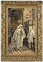 Alphonse MOUTTE (1840-1913) - Religieuse en, Alphonse Moutte, Click for value
