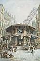 Émile HENRY (1842-1920) - Le kiosque à musique de, Emile Henry, Click for value